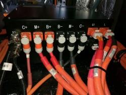 电机控制柜线束保护专用波纹管