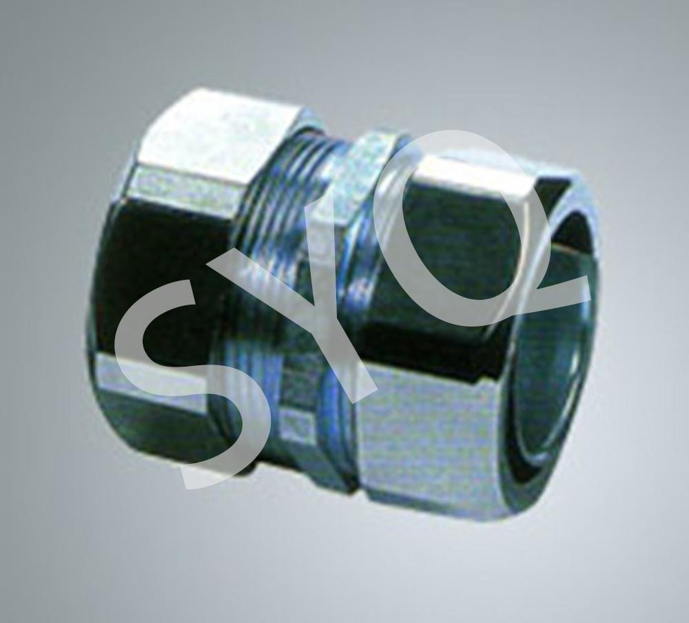 包塑金属软管接头
