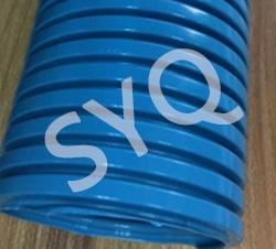 蓝色尼龙波纹管